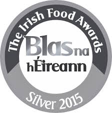 Irish Food Awards - Silver 2015